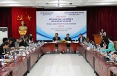 Hợp tác Mekong-Lan Thương và các cơ hội hợp tác khu vực