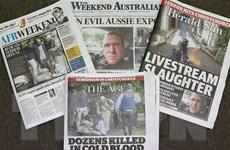 Thủ phạm vụ xả súng New Zealand 'mắc bẫy' tổ chức Hồi giáo cực đoan