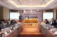 Hội thảo quốc tế Cộng đồng ASEAN: Bản sắc và vai trò trung tâm