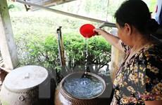 Để việc tiếp cận với nguồn nước sạch trong cộng đồng dễ dàng hơn