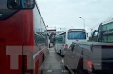 Chính thức kiểm tra thu phí tại trạm BOT Ninh Lộc từ 20/3