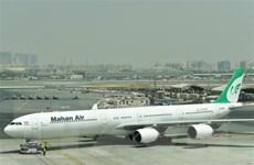 Mahan Air của Iran hủy các chuyến bay tới Paris do lệnh trừng phạt