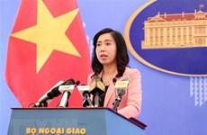 Yêu cầu Đài Loan không diễn tập bắn đạn thật ở đảo Ba Bình