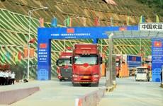 Thông xe tuyến đường vận tải hàng hóa Tân Thanh-Pò Chài