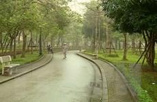 Xây bãi đỗ xe ngầm ở công viên Cầu Giấy: Liệu có đúng quy hoạch?