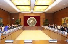Tăng cường hợp tác giữa các cơ quan của Quốc hội Việt Nam-Campuchia