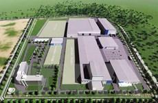 Khởi công nhà máy linh kiện hàng không vũ trụ đầu tiên tại Việt Nam