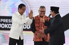 Bầu cử Indonesia: Hai ứng viên bước vào cuộc tranh luận lần thứ 4