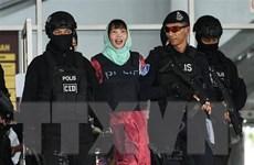 [Video] Đoàn Thị Hương vui vẻ rời tòa sau khi được giảm án