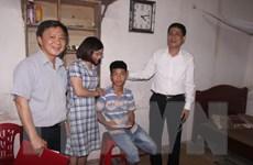 Nghệ An: Học sinh bị bạn dùng dao gây thương tích đã ổn định tâm lý
