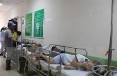 TP.HCM: Hàng chục học sinh nhập viện nghi ngộ độc thực phẩm