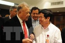 Đoàn đại biểu Đảng Cộng sản Việt Nam dự Hội thảo quốc tế tại Mexico