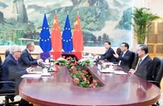Mối quan hệ 'tiến thoái lưỡng nan' giữa Trung Quốc và EU