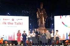 Thủ tướng dự Chương trình thời trang bền vững 'Walk the Talk'
