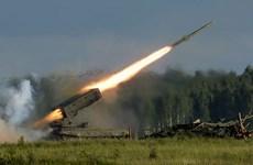 Saudi Arabia tiếp nhận lô súng phun lửa Solntsenpyok đầu tiên từ Nga