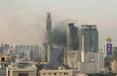 Thái Lan: Đóng cửa Central World để điều tra về vụ hỏa hoạn