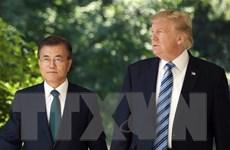 Tổng thống Hàn Quốc thăm Mỹ bàn về vấn đề Triều Tiên