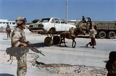 Mỹ nối lại các cuộc không kích tiêu diệt al-Shabab tại Somalia