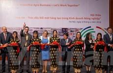 Việt Nam-Hà Lan thúc đẩy đổi mới sáng tạo trong kinh doanh nông nghiệp