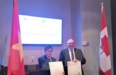 Dấu mốc mới trong quan hệ hợp tác kiểm toán Canada-Việt Nam