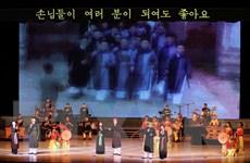 'Ánh dương mùa Xuân' để lại ấn tượng sâu sắc tại Triều Tiên