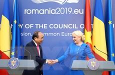 Tuyên bố chung Việt Nam-Romania nhân chuyến thăm của Thủ tướng