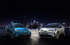 Toyota 'trình làng' hai mẫu SUV điện mới cho thị trường Trung Quốc
