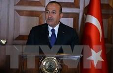 Thổ Nhĩ Kỳ muốn thiết lập cơ chế thương mại mới với Iran