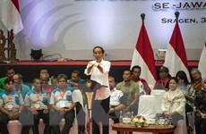 Tổng thống Indonesia kêu gọi đoàn kết sau cuộc bầu cử đầy căng thẳng