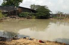 Thanh Hóa: Hai anh em sinh đôi đuối nước thương tâm khi tắm ao