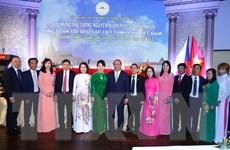 'Cộng đồng người Việt ở Séc là tấm gương sáng về đoàn kết'