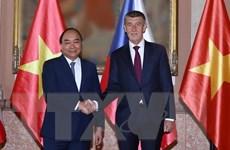 Tạo xung lực mạnh mẽ cho quan hệ giữa Việt Nam và các nước châu Âu