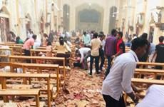 Hàng loạt vụ nổ ở Sri Lanka, ít nhất 80 người bị thương