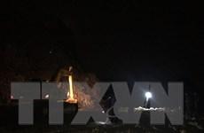 Quảng Ninh: Một công nhân bị vùi lấp khi nổ mìn khai thác đá