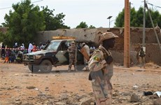 Mali: Doanh trại quân đội bị tấn công, 11 binh sỹ thiệt mạng