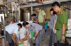 Bến Tre: Phát hiện cơ sở thạch dừa không đảm bảo an toàn thực phẩm