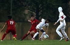 Chốt danh sách 23 cầu thủ tham dự vòng loại thứ 2 U19 nữ châu Á