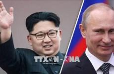 Thượng đỉnh Nga-Triều: Nhà lãnh đạo Triều Tiên đã đến đảo Rusky