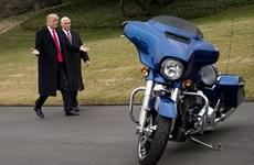 Harley-Davidson làm quan hệ Mỹ-EU thêm căng thẳng