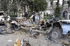 Nổ tại khu vực Tây Bắc Syria, ít nhất 17 người thiệt mạng