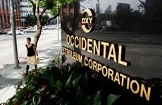 Occidental Petroleum trả giá cao hơn Chevron để mua Anadarko