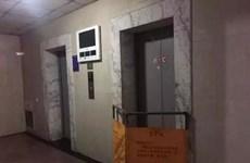 Rơi thang máy tại Trung Quốc, 11 công nhân thiệt mạng
