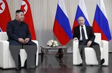 Tổng thống Putin sẽ nỗ lực giảm căng thẳng trên Bán đảo Triều Tiên