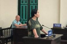 Vụ giấu ma túy vào xe người yêu: Bắt tạm giam Nguyễn Thị Vân