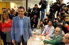 Kết quả sơ bộ tổng tuyển cử trước thời hạn ở Tây Ban Nha
