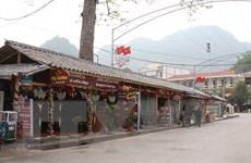 Khai mạc Lễ hội kỷ niệm 100 năm chợ tình Khâu Vai