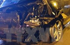 Khởi tố lái xe gây tai nạn khiến nữ công nhân môi trường tử vong