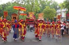 Lễ Tế tổ bách nghệ tôn vinh nghề truyền thống Việt