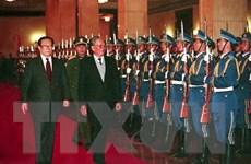 Đại tướng Lê Đức Anh và việc bình thường hóa quan hệ với các nước lớn