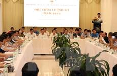 Đối thoại Hội đồng quốc gia về an toàn, vệ sinh lao động năm 2019